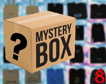 Mystery Box, limited - Burning Souls (1/3)