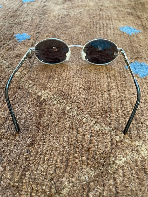 Versus Gianni Versace Vintage 90s Sunglasses with… - image 3