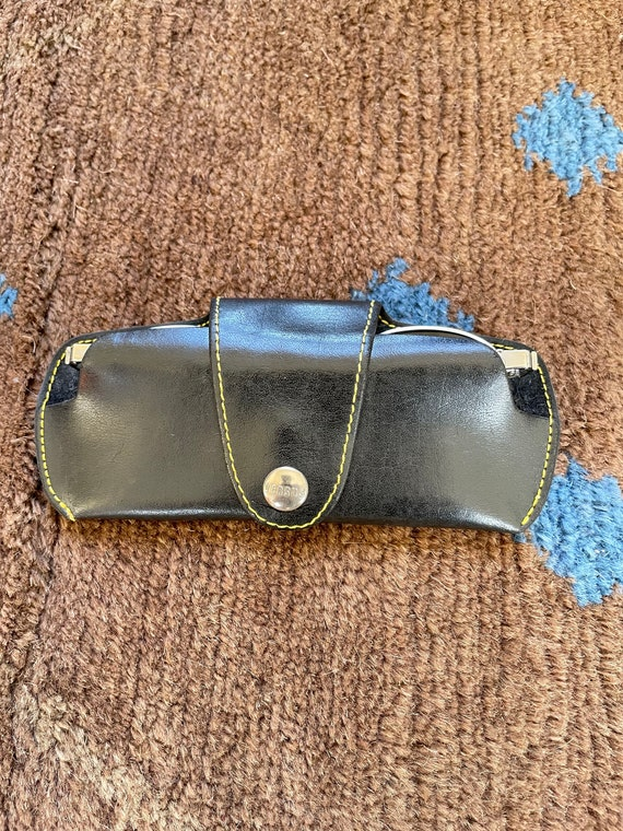 Versus Gianni Versace Vintage 90s Sunglasses with… - image 6