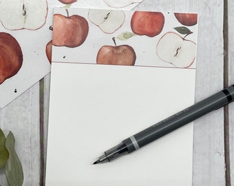 """Notepad """"Apples"""""""