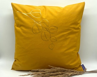 """Cushion cover """"Autumn Colors"""", individually or in a set"""