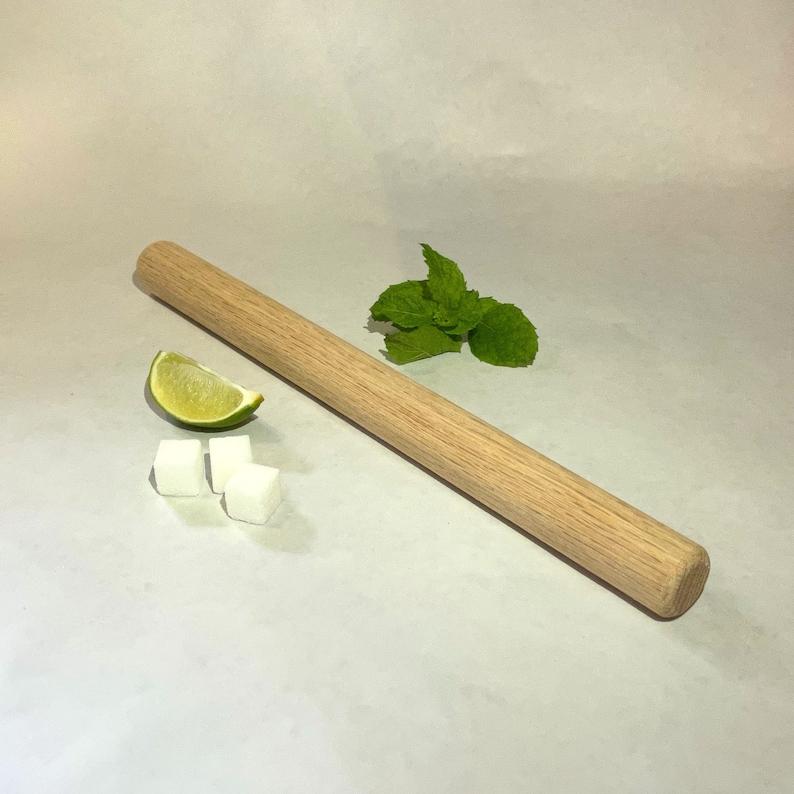 White oak muddler image 1