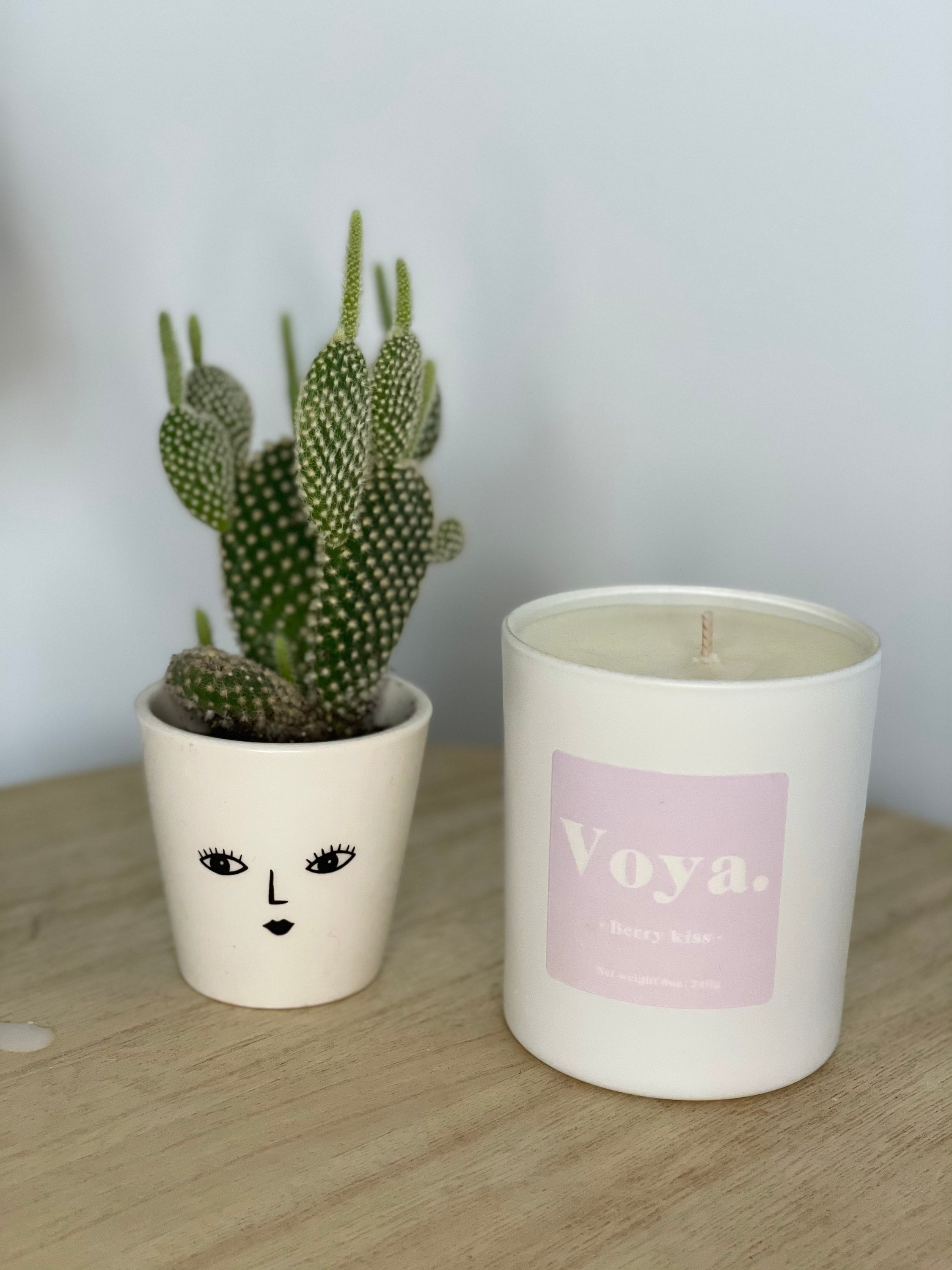 handmade scented soy wax candle hand poured in essex vegan