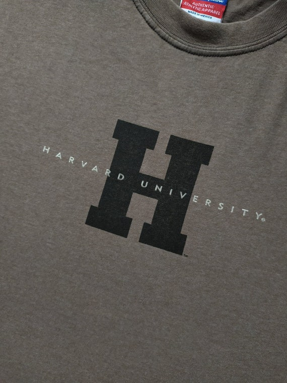 Vintage Harvard Champion t shirt - image 2