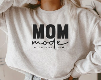 Mom Mode All Day Every Day SVG, Mom life svg, Mothers day gift svg, mom shirt svg, mom mode svg, Mother's Day svg, mom quotes svg for Cricut