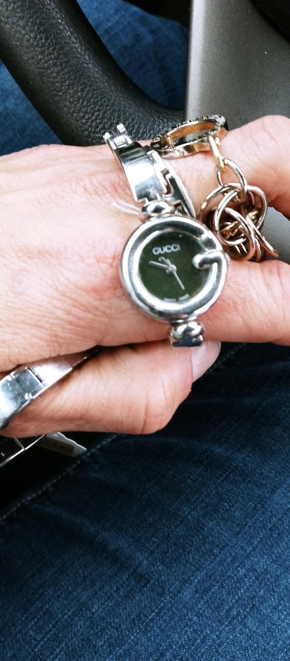 Gucci watch 107 series