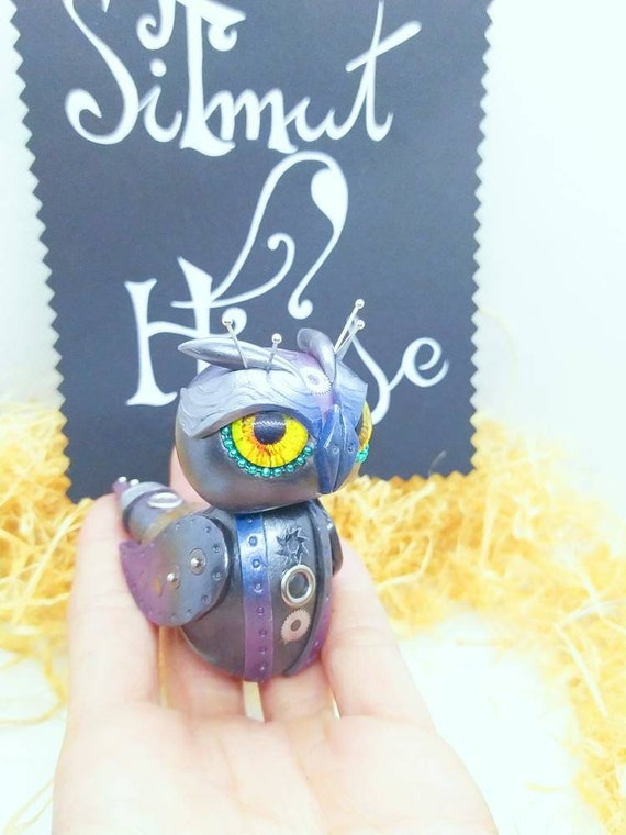Tiny Owl Decoration