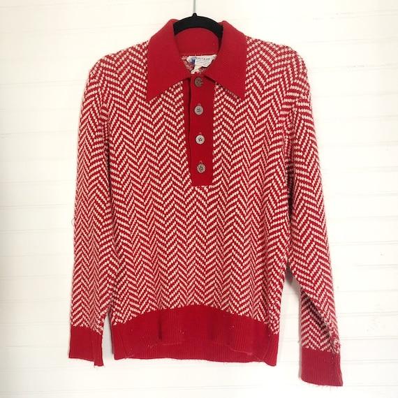 Vintage 1960's/70's Heritage Sportswear Sweater - image 2