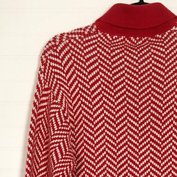 Vintage 1960's/70's Heritage Sportswear Sweater - image 4