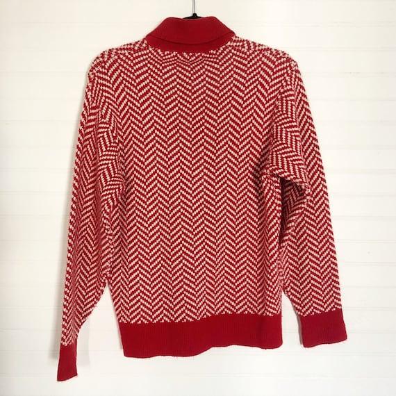 Vintage 1960's/70's Heritage Sportswear Sweater - image 3