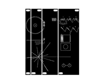 Blank Panels for Eurorack 2HP 4HP 6HP 8HP (LMTD Voyager Edition)
