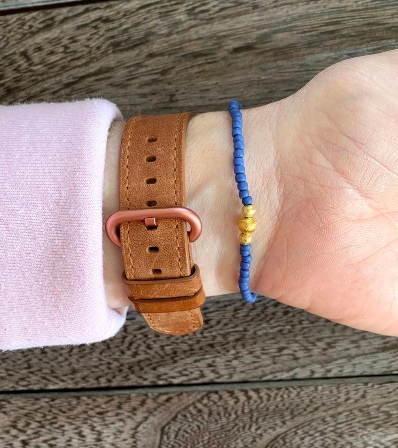 KidsAdults Custom Word Bracelet