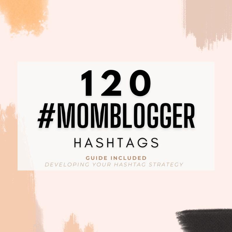 Mom Blogger Hashtag List Instagram Hashtag Instagram image 0