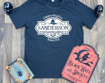 Sanderson sister bed and breakfast