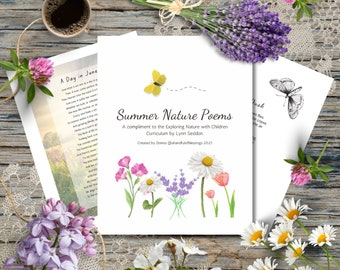 Summer Nature Poems