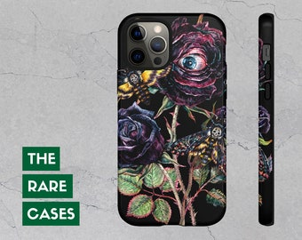 Glam Marbled  iPhone Tough Case 8 X 11 12 Pro Max Dual Layer Premium Protective Phone Cover Glossy Matte Aesthetic iPhone XS XR Case