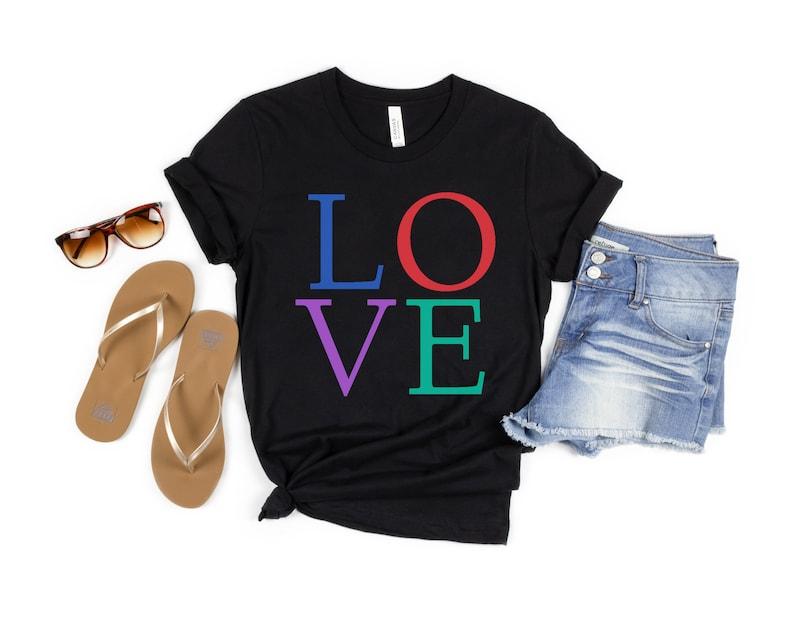 motivational shirt Spiritual shirt Easter Shirt gift for her Inspirational tshirt Love Tee Love Shirt Easter tshirt Cute Love TShirt