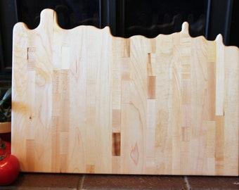 Drippy Cutting Board