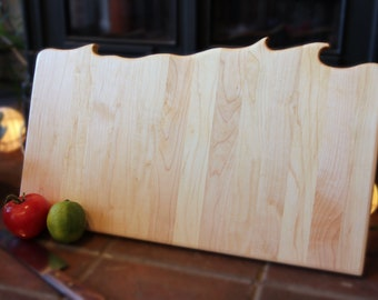 Wavy Cutting Board
