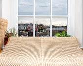 Cane webbing, rattan furniture, 90cm wide, 36 quot , rattan chair, rattan basket, custom length roll, cane chair, handmade, natural material, UK