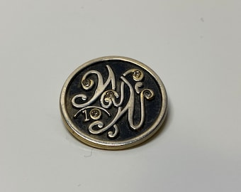 Vintage 1970s Weight Watchers Pin