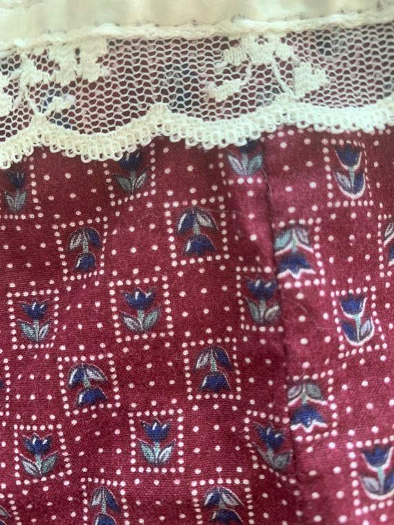 Vintage Gunne Sax Prairie Dress - image 3