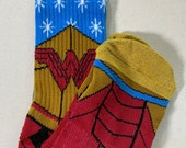 New With Tags DC Universe Wonder Woman Crew Socks!