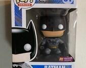 Vaulted* Funko Pop DC Universe Batman 01 PX EXCLUSIVE