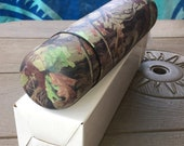 QTY 1 RealTree Camo 16.9oz Thermos Stainless Steel Vacuum Seal Lid is a small cup Great for Camping & Outdoors