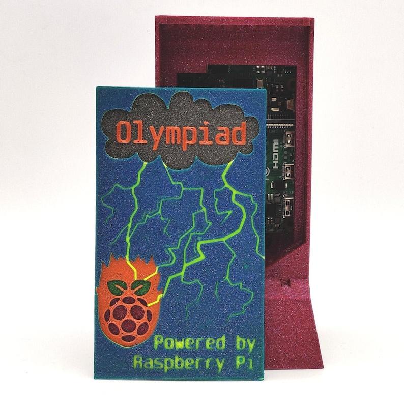 Raspberry Pi 4B  Case / Fully Assembled Home Development Lab image 1