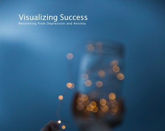 Visualizing Success - Tarot Spreads - Recovering from Depression or Anxiety - 6 Downloadable Card Layouts - Self-care - Home - Work - Help