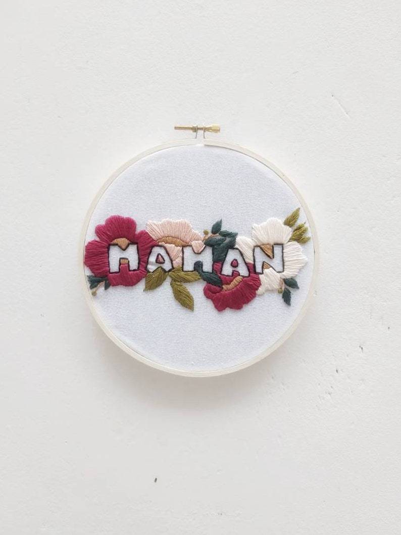Maman Embroidery