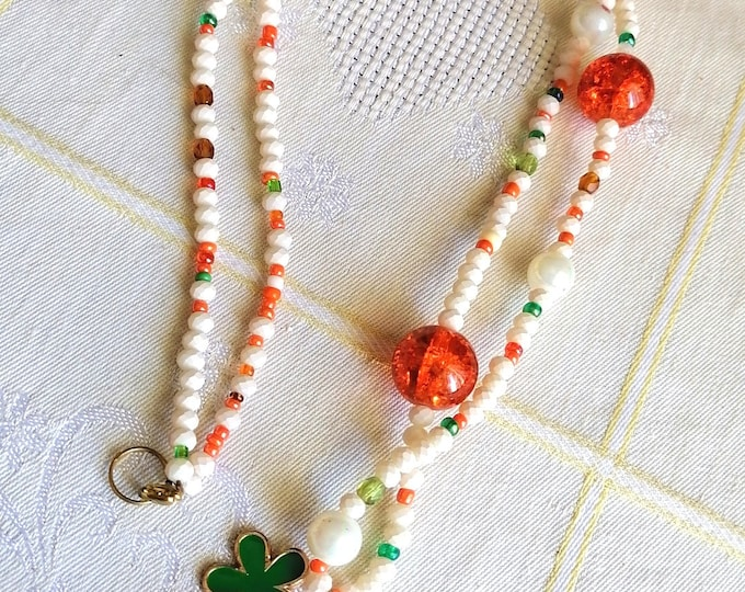 Lucky charm  necklace