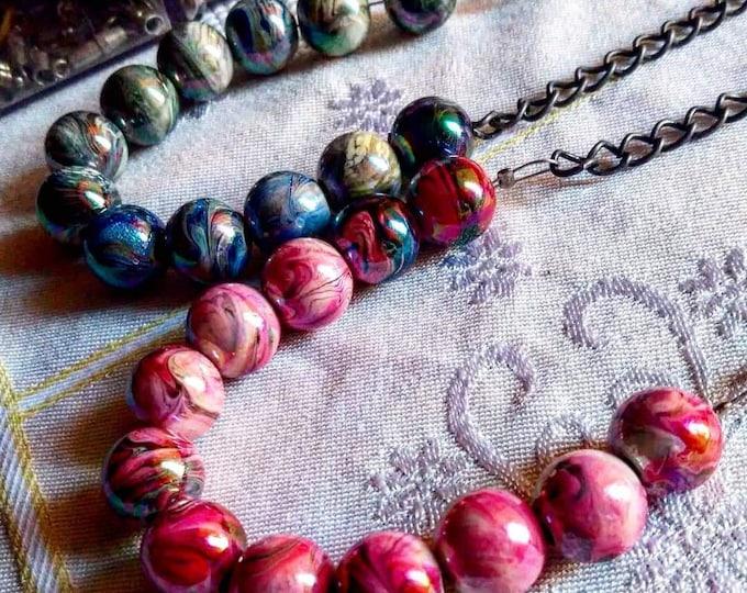 Boho style Elegant necklace