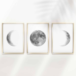 Jonc lunar phases
