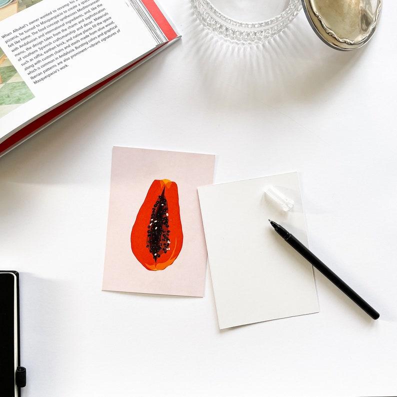Postcard: Papaya image 0