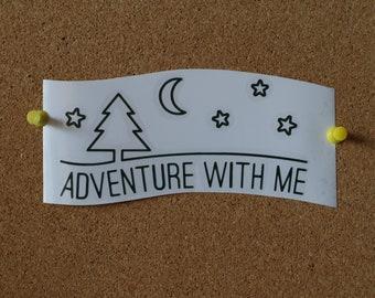 Adventure With Me - Pine Tree