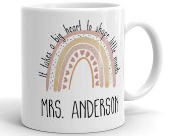 Personalized Teacher Gift, Custom Teacher Gifts, Teacher Mug Personalized, Teacher Gifts, Teacher Mug Gifts, Teacher Appreciation Gift