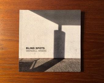 "Photo Book: ""Blind Spots"" – Minimalist Photography, Urban Photography, Art Book, Toronto Artist"