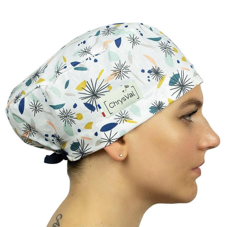 Block Calot  Surgery caps  Nurse caps Model covering Pissenlit