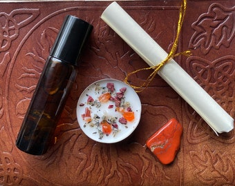 Awaken Your Inner Witch Spell Kit   Witchcraft Spells   Confidence Spell   Empowering   Witchcraft   Magick Spell