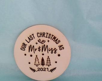 Christmas Coaster