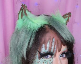 Custom Sprinkle Dripz Melty Cat Ears