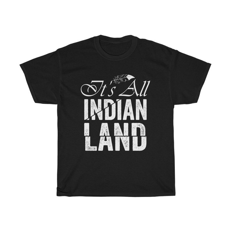 It'S All Indian Land Anti Columbus Day Native American Day T-Shirt Masswerks Store