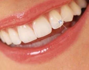 Swarovski tooth Gems