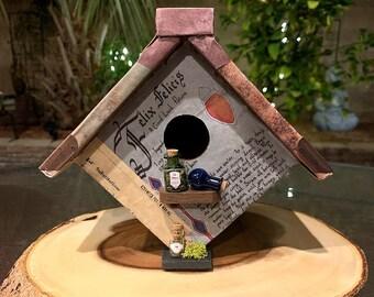 "Wizarding World Magical Birdhouse ""Advanced Potion Making"""