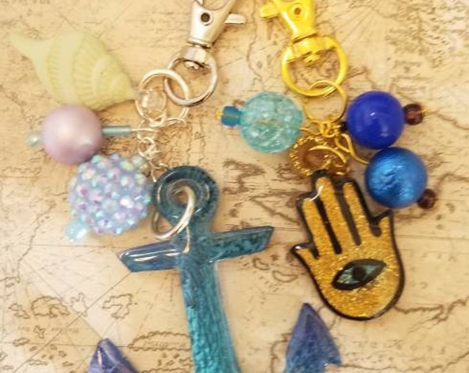 Enchanting Keychains