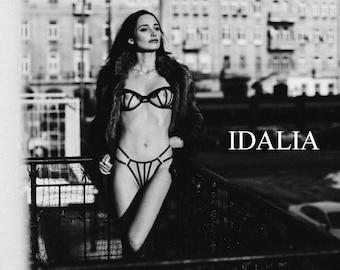 Idalia - digital photo book by Mateusz Bylica