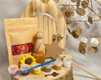 Autumn Fairy door kit