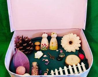 Fairy Small World Suitcase